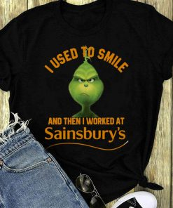 Original Grinch I Used To Smile And Then I Worked At Sainsbury S Shirt 1 1.jpg