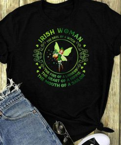Premium Irish Woman The Soul Of A Witch Shirt 1 1.jpg