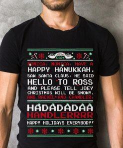 Premium Nonica Monica Have A Happy Hanukkah Saw Santa Claus Sweater 2 1.jpg