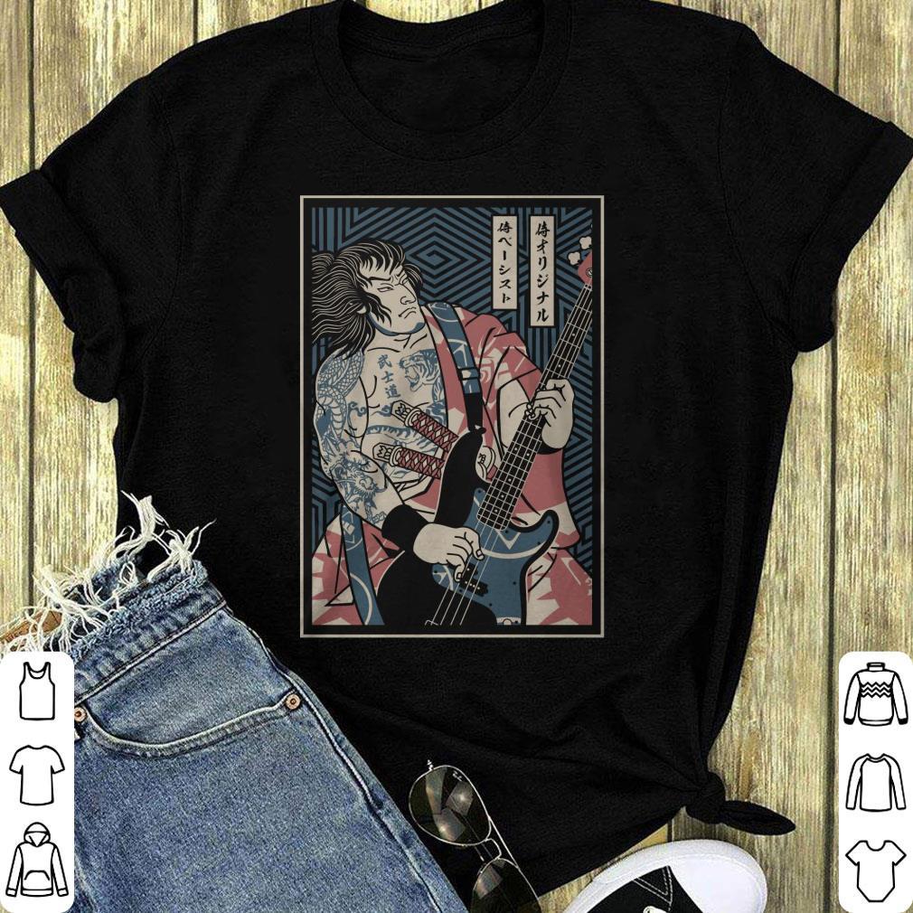 Pretty Bassist Samurai Shirt 1 1.jpg