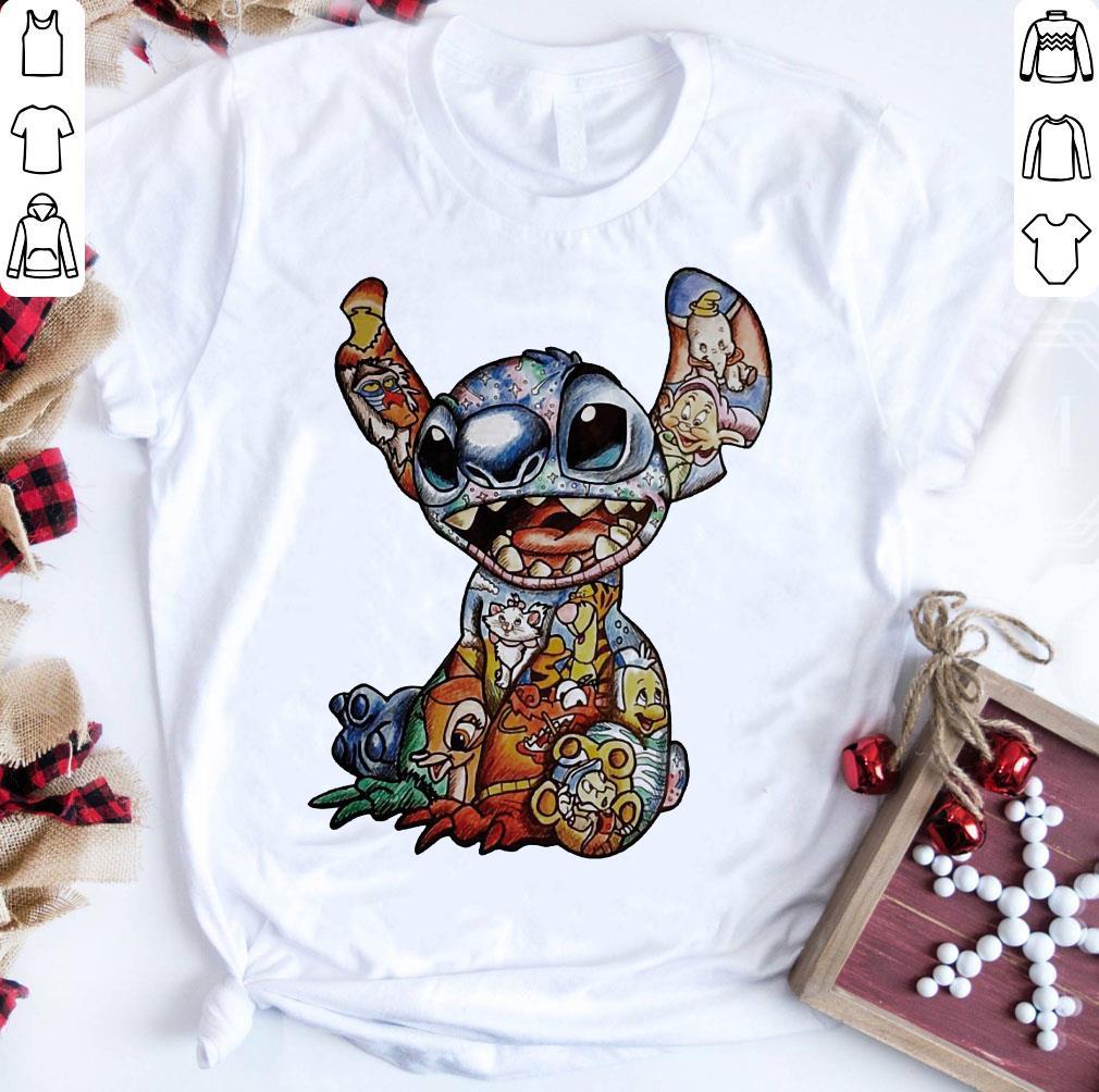 Pretty Disney Characters Inside Stitch Shirt 1 1.jpg