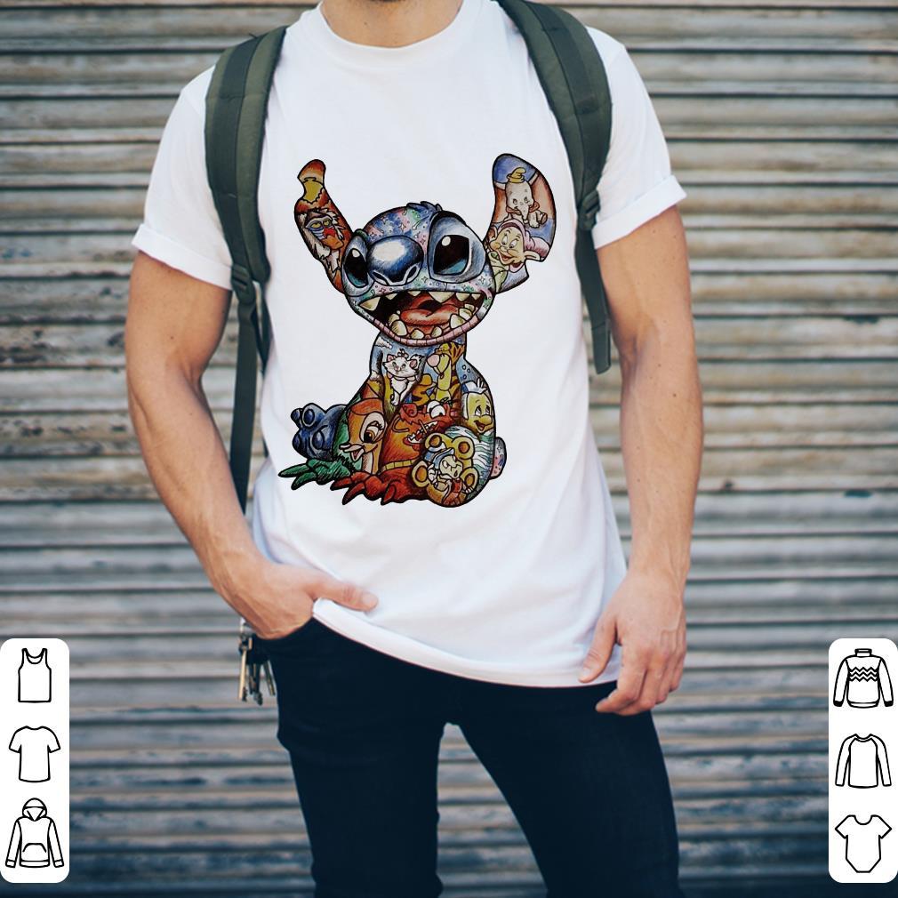 Pretty Disney Characters Inside Stitch Shirt 2 1.jpg