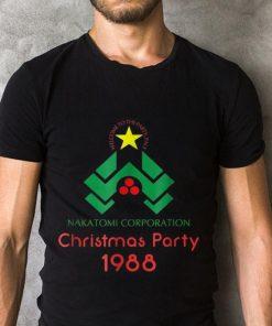 Pretty Nakatomi Corporation Christmas Party 1988 Shirt 2 1.jpg