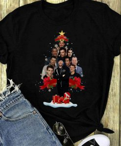Pretty New Kids On The Block Christmas Tree Shirt 1 1.jpg