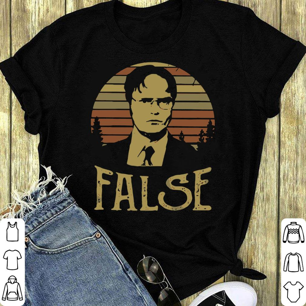 f214f9da221d54 Pretty The Sunset Retro Dwight Schrute False Shirt 1 1.jpg
