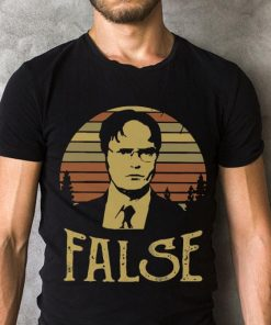 Pretty The Sunset Retro Dwight Schrute False Shirt 2 1.jpg