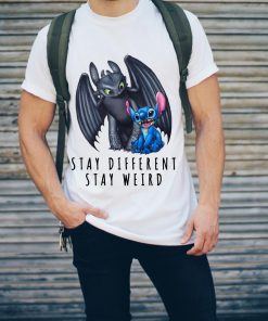 Pretty Toothless And Stitch Stay Different Stay Weird Shirt 2 1.jpg