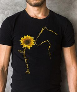 Sunflower Horse You Are My Shunshine Shirt 2 1.jpg