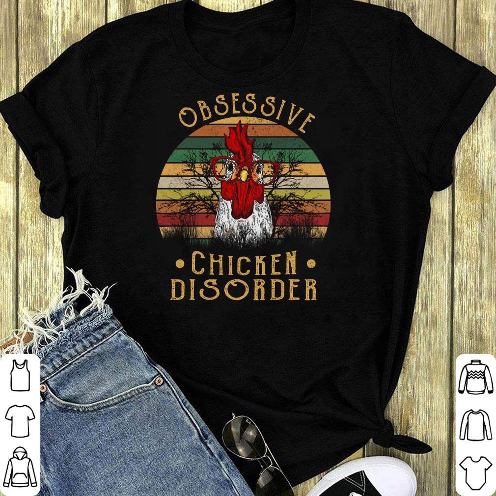 Sunset Obsessive Chicken Disorder Ocd Shirt 1 1.jpg