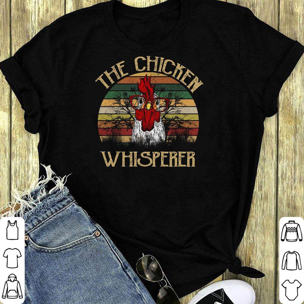 Sunset The Chicken Whisperer Shirt 1 1.jpg