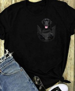 Top Black Labrador Retriever Dog Inside Pocket Shirt 1 1.jpg
