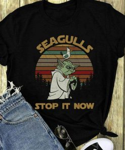 Top Sunset Retro Style Seagulls Stop It Now Shirt 1 1.jpg