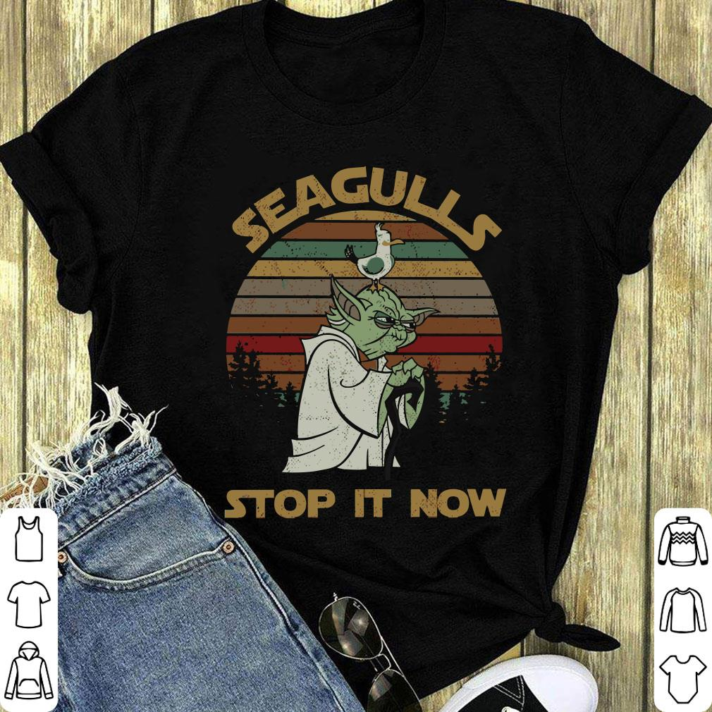 Top Sunset Retro Style Seagulls Stop It Now Shirt 1 1.jpg