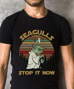 Top Sunset Retro Style Seagulls Stop It Now Shirt 2 1.jpg