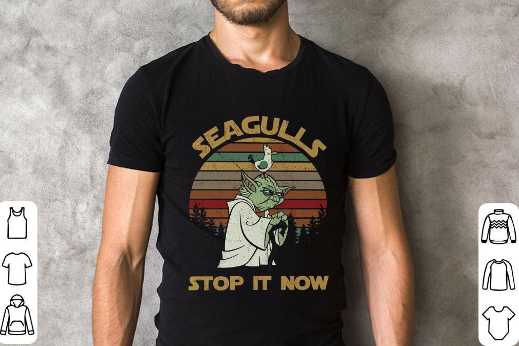 Top Sunset Retro Style Seagulls Stop It Now Shirt 2 1.jpg