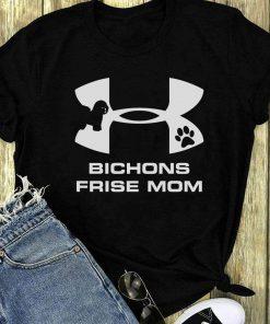 Top Under Armour Bichons Frise Mom Shirt 1 1.jpg