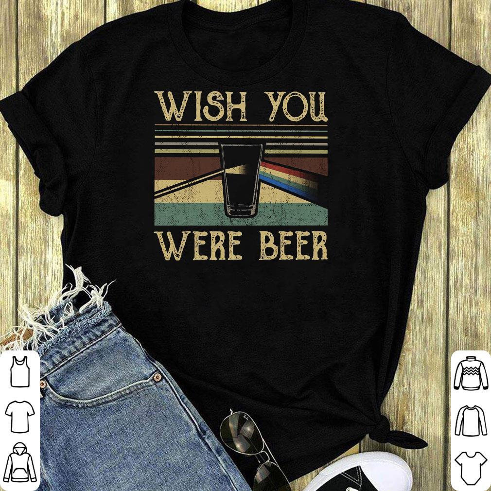 Wish You Were Beer Rainbow Glass Shirt 1 1.jpg