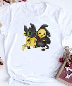 Baby Toothless And Pikachu Shirt 1 1.jpg