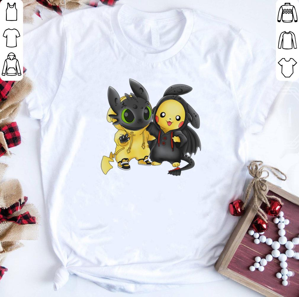 Baby Toothless And Pikachu Shirt 1 1.jpg