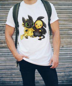 Baby Toothless And Pikachu Shirt 2 1.jpg