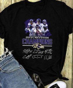 Baltimore Ravens 2018 Afc North Division Champions Signature Shirt 1 1.jpg