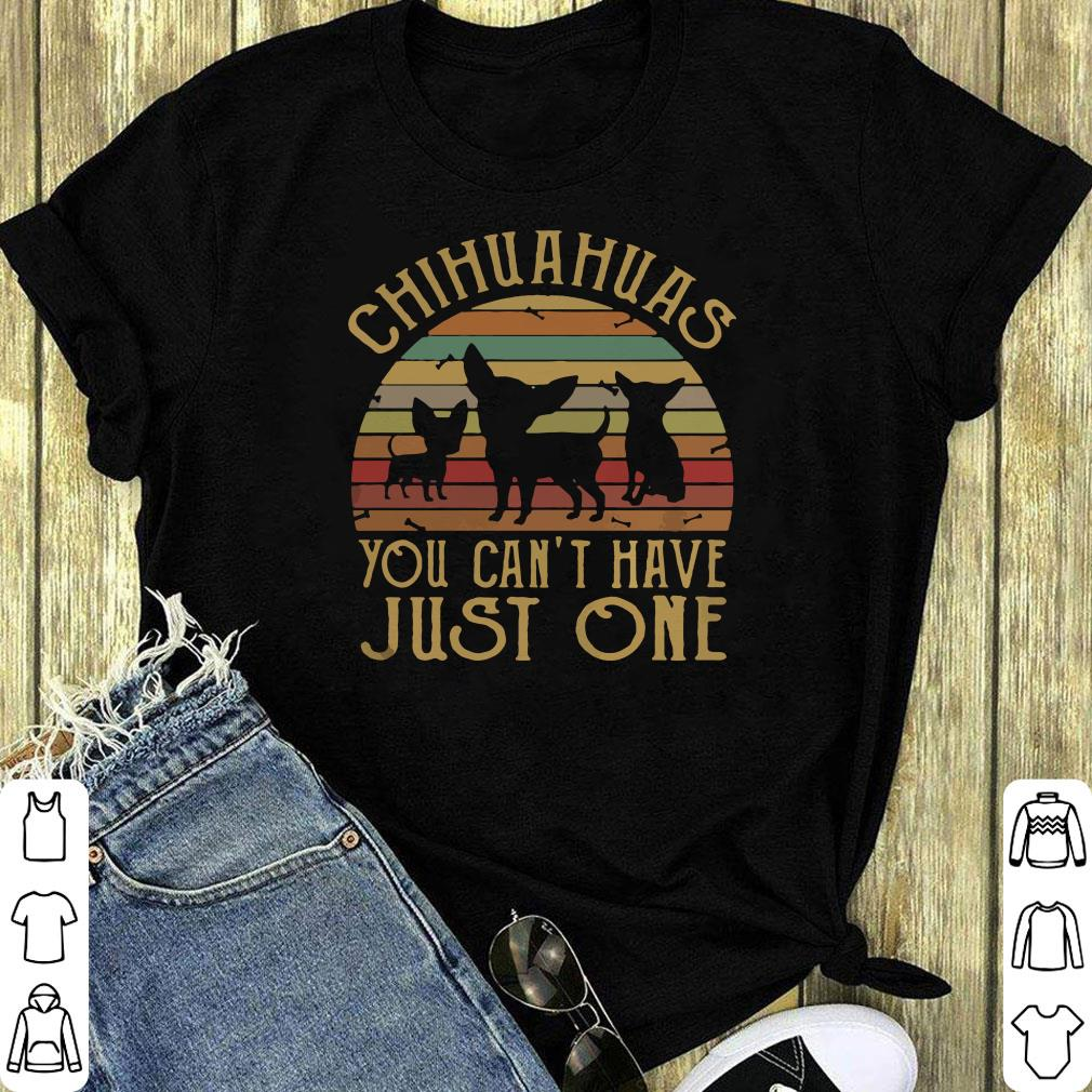 4419567b Pretty Chihuahuas you can't have just one vintage sunset shirt ...