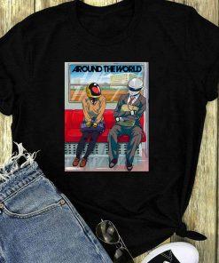 Daft Punk Around The World On Subway Shirt 1 1.jpg