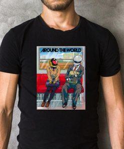 Daft Punk Around The World On Subway Shirt 2 1.jpg