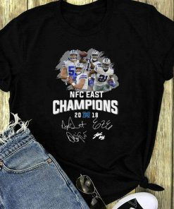 Dallas Cowboys Players Nfc East Champions 2018 Signature Shirt 1 1.jpg