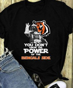 Darth Vader You Don T Know The Power Of The Bengals Side Shirt 1 1.jpg