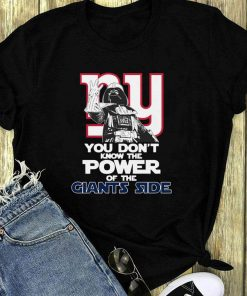 Darth Vader You Don T Know The Power Of The New York Giants Side Shirt 1 1.jpg
