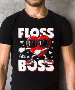 Floss Like A Boss Heart Valentines Day Shirt 2 1.jpg