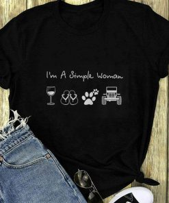 I M A Simple Woman Glass Wine Flip Flop Dog Paw Jeep Shirt 1 1.jpg