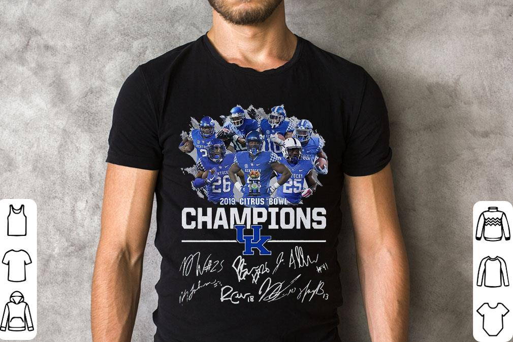 Kentucky Wildcats 2019 Citrus Bowl Champions Signature Shirt 2 1.jpg