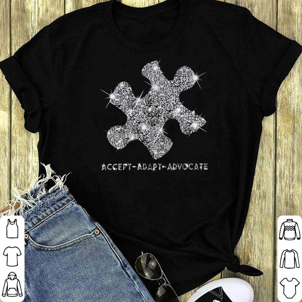 Puzzle Austism Diamond Glitter Accept Adapt Advocate Shirt 1 1.jpg