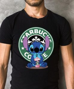 Stitch And Starbucks Coffee Logo Shirt 2 1.jpg