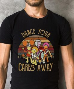 Sunset Fraggle Rock Dance Your Cares Away Shirt 2 2 1.jpg