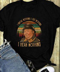 Sunset Sergeant Schultz I Know Nothing I See Nothing I Hear Nothing Shirt 1 1.jpg