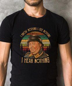 Sunset Sergeant Schultz I Know Nothing I See Nothing I Hear Nothing Shirt 2 1.jpg