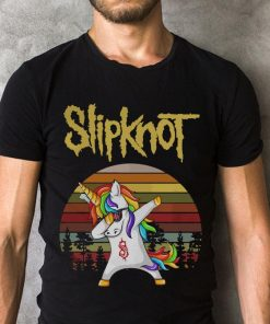 Unicorn Dabbing Slipknot Sunset Shirt 2 1.jpg