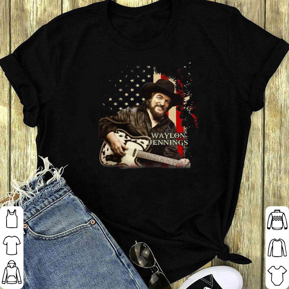 Waylon Jennings American Flag Shirt 1 1.jpg