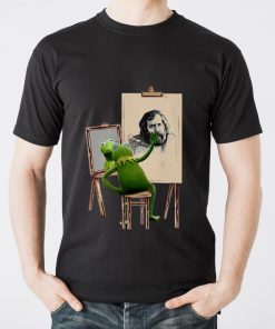 Kermit The Frog Painting Jim Henson Shirt 2 2 1.jpg