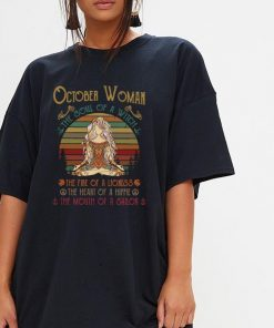 October Woman The Soul Of A Witch The Fire Of A Lioness Retro Shirt 3 1.jpg