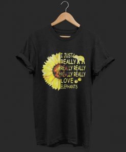 Sunflower I just really really really really really love elephants shirt 1 1 247x296 - Sunflower I just really really really really really love elephants shirt