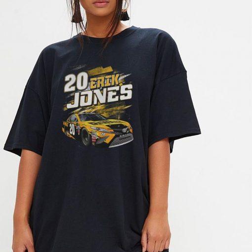 2 Eril Jones black dewalt power car shirt 3 1 510x510 - 2 Eril Jones black dewalt power car shirt