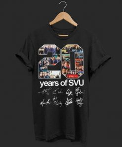 20 years of SVU Law Order all signatures shirt 1 1 247x296 - 20 years of SVU Law & Order all signatures shirt