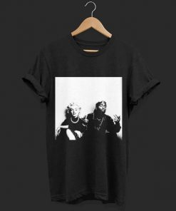 2Pac Tupac Shakur and Marilyn Monroe shirt 1 1 247x296 - 2Pac Tupac Shakur and Marilyn Monroe shirt