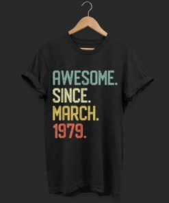 Born in March 1979 Vintage shirt 1 1 247x296 - Born in March 1979 Vintage shirt