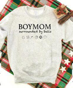 Boymom surrounded by balls shirt 1 1 247x296 - Boymom surrounded by balls shirt