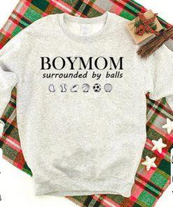 Boymom surrounded by balls shirt 1 2 1 247x296 - Boymom surrounded by balls shirt